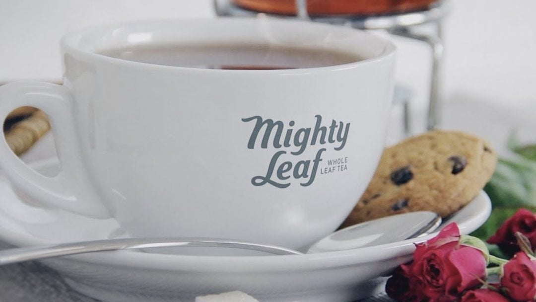 Centage – Mighty Leaf Tea Case Study