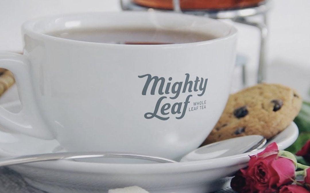 Centage – Mighty Leaf Tea Case Study