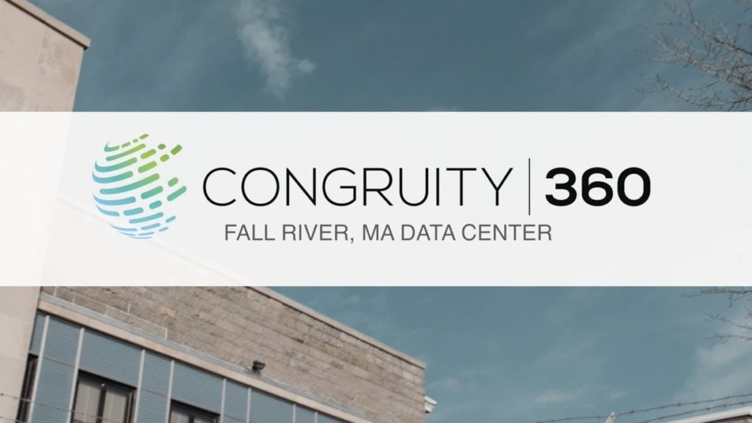 Congruity 360 – Data Center Tour