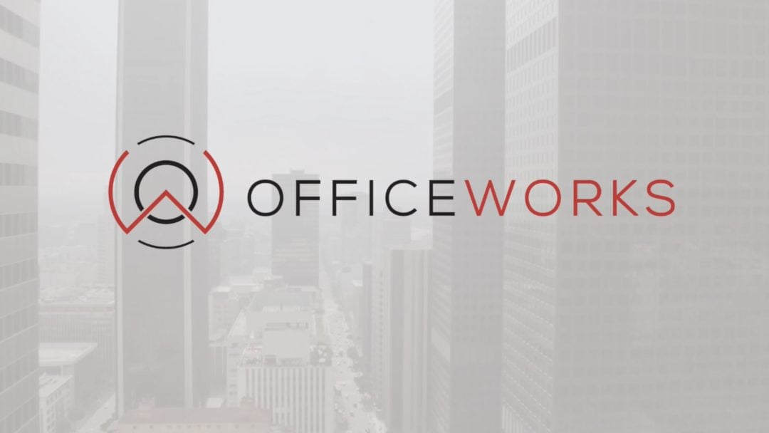 Officeworks – Stunning