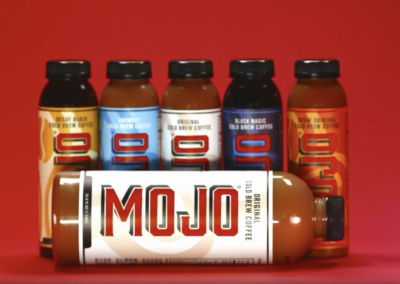 MOJO Cold Brewed Coffee